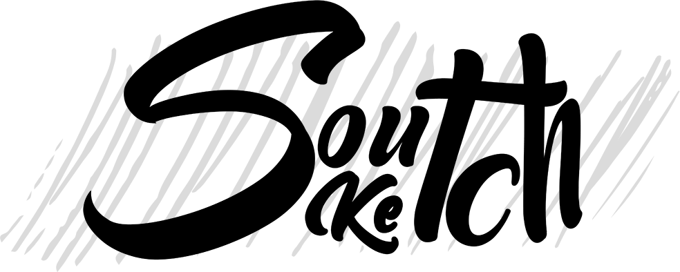 South Sketch - Happy Website Owner | Code + Art